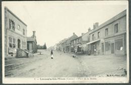 23 - Creuse - Lavaveix-les-Mines Place De La Mairie Commerces Ameublement - Francia