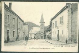 39 Jura Les Planches-en-Montagne Rue Principale 1906 - France