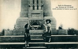 Monument Aux Morts Aux Enfants De La Guerre 14-18 COLMAR  Socle - Colmar