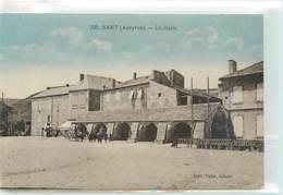 CPA 12 Aveyron Nant La Halle - Autres Communes