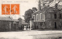 10103. CPA 58 NEVERS. LA MANUTENTION MILITAIRE 1922 - Nevers