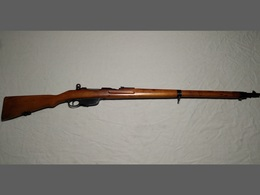 FUSIL Allemand Mannlicher Steyr M95 Calibre 8.50 Proche Du Neuf (neutralisé Ancienne Norme) - Armes Neutralisées
