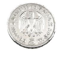 5 Marcs - Allemagne - 1935 - TB - - [ 4] 1933-1945 : Third Reich