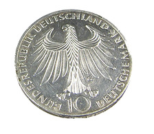 10 Mark - Allemagne - 1972 G - 20è JO - Argent - TTB - - Other