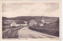 Jura - Amange - Entrée Du Village - Sonstige Gemeinden