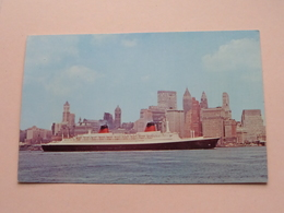 S/S FRANCE ( Picture Point Publi N.Y. ) Anno 19?? ( Zie/voir Photo ) ! - Paquebots