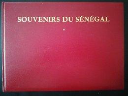LIVRE HISTOIRE DU SÉNÉGAL EN CARTES POSTALES ÉPOQUE COLONISATION PAR LA  FRANCE  AFRIQUE OCCIDENTALE FRANÇAISE 1981 - Sénégal