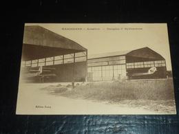 MARIGNANE - AVIATION - HANGARS D'HYDRAVIONS - 13 Bouches Du Rhône (AD-AE) - Marignane