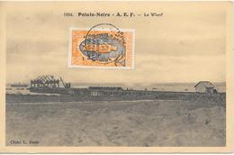 Pointe Noire Le Warf Congo - Pointe-Noire