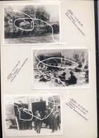 JL 1 Mai 1940 Les Allemands à Couvin 2e Guerre Wehrmacht Repros - 1939-45