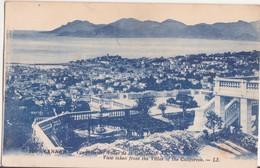 CPA  - 138. CANNES - Vue Prise Des Villas De La Californie - Cannes