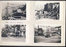 JL 1 Dinant Mai 1940 Destructions Diverses 2e Guerre Repros - 1939-45