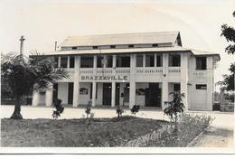 Gare De Brazzaville 1937 Congo - Brazzaville