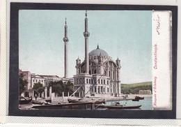 CONSTANTINOPLE , MOSQUEE D'ORTAKEUY , T23D - Türkei
