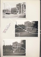 JL 1 Charleroi. 1941. Institut Médico Chirurgical (ex Gailly) Occupé Par La Wehrmacht. 2e Guerre. Repros - 1939-45