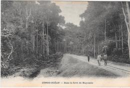 Congo Océan Ferroviaire Train - Congo Français - Autres