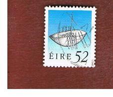 IRLANDA (IRELAND) -  SG 762   -  1991  IRISH HERITAGE: BROIGHTER  BOAT 52   -   USED - 1949-... Repubblica D'Irlanda