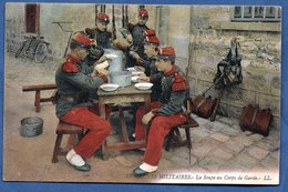 La Soupe Au Corps De Garde - War 1914-18