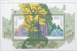 Germany MNH SS - Stamps