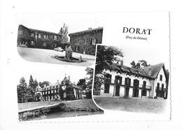 DORAT  (cpsm 63)  Multi-vues   -  L 1 - France