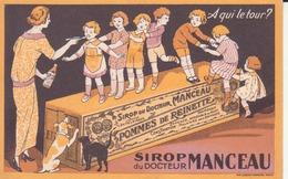 Sirop Du Docteur Manceau - Advertising