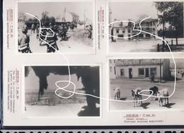 JL 1 Mai 1940 Momignies. Arrivée Des Allemands. Wehrmacht 2e Guerre. Repros - 1939-45