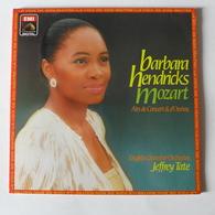 LP/ Barbara Hendricks, Jeffrey Tate - Mozart - Airs De Concert & D'Opéras - Classique
