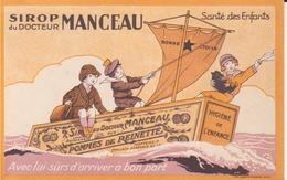 Sirop Du Docteur Manceau - Publicité