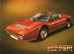 Ferrari 328 GTB  -  Keith Harmer       -  CPM - Turismo