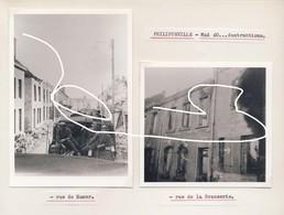 JL 1 Mai 1940 Entrée Des Allemands à Philippeville Wehmacht Heer Repros - 1939-45