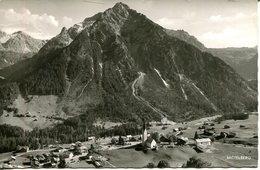 006839  Mittelberg Mit Zwölferkopf  1958 - Kleinwalsertal
