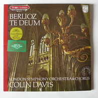 LP/  Colin Davis - Berlioz - Te Deum - Classique