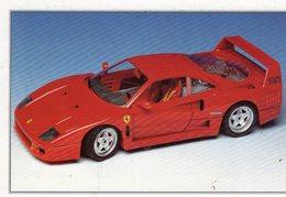 Ferrari F40       -  CPM - Voitures De Tourisme