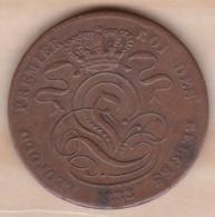 Belgique . 5 Centimes 1833 . Leopold Premier - 1831-1865: Léopold I