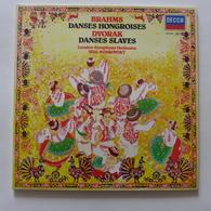 LP/   Willi Boskovsky - Brahms - Danses Hongroises. Dvorak - Danses Slaves - Classique