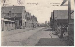 Adinkerke - De Veldstraat - La Rue Des Champs - Uitg. C. Simoens - De Panne