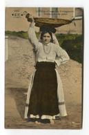 Lisbon / Lisboa - Vendedeira De Peixe, Woman Selling Fish - Old Portugal Postcard - Lisboa