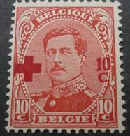 Nr 153 Postfris Xx , Zie Foto - 1918 Red Cross