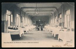 BRUXELLES MAISON DES DAMES DU CALVAIRE ( SALLE DES MALADES ) - Gezondheid, Ziekenhuizen