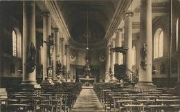 Genappe :  Intérieur De L'eglise St. Jean - Genappe