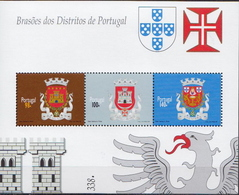 Portugal 2 MNH SSs - Stamps