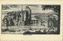 Genappe :  Genap :  Chateau De Lothier - Genappe