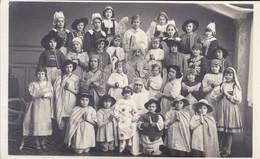 Carte-photo---BAYEUX---photo D'art G. YOUT--spectacle Costumé--voir 2 Scans - Bayeux