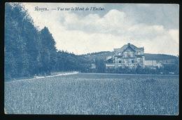 RUYEN   VUE SUR LE MONT DE L'ENCLUS - Mont-de-l'Enclus