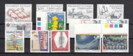 Groenlandia Nuovi:  2000  Annata Completa - Greenland