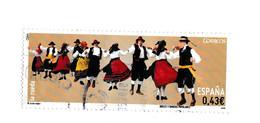 0,43 Euro - La Ruba -( Ballets Et Dances Populaires) Très Beau Timbre Peu Oblitéré - 2011-... Oblitérés