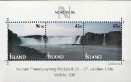 Iceland MNH SS - Holidays & Tourism
