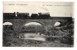 19 CORREZE - BUGEAT Le Pont Du Chemin De Fer - Sonstige Gemeinden