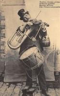 Homme-Orchestre - Tambour, Violon, Trombone - Cecodi N'1213 - Música Y Músicos