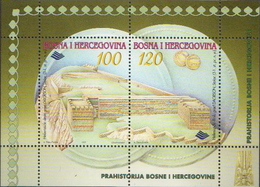 Bosnia MNH SS - Archaeology